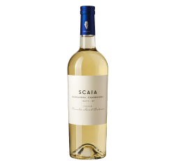 Бяло Вино Ская Гарганега х Шардоне Сан Антонио 0.75 л