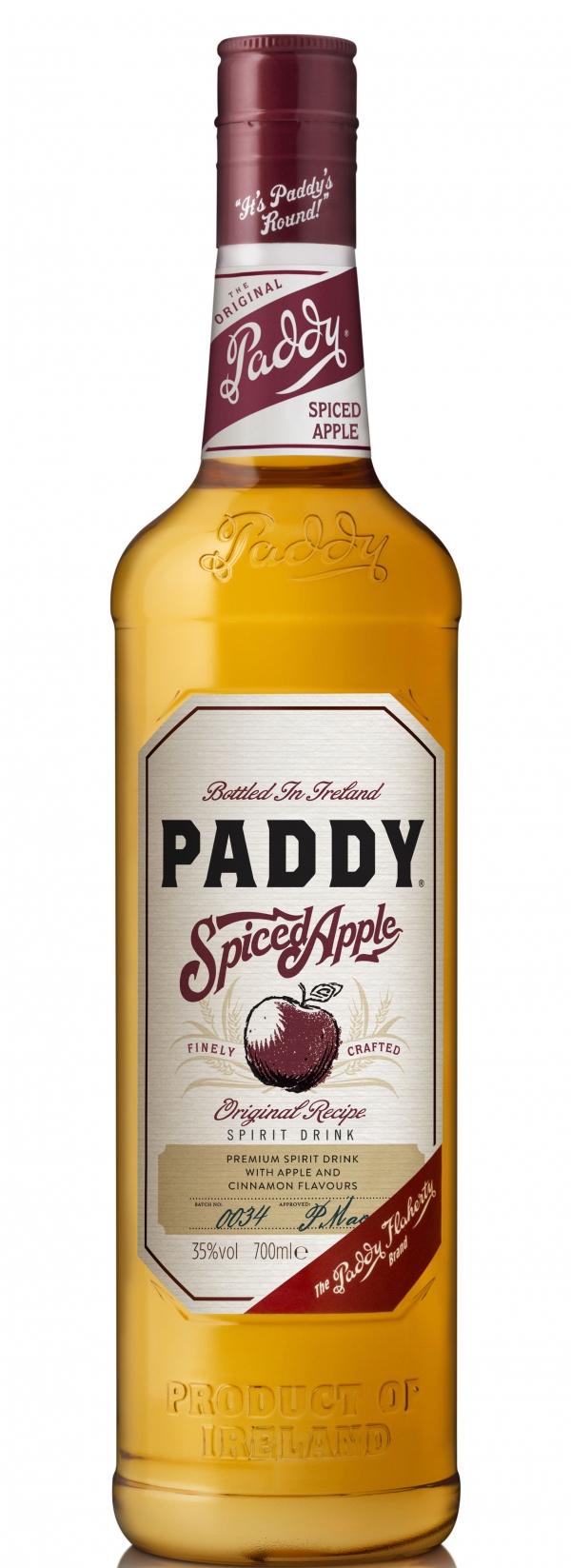 Уиски Пади Ябълка 0.7 л