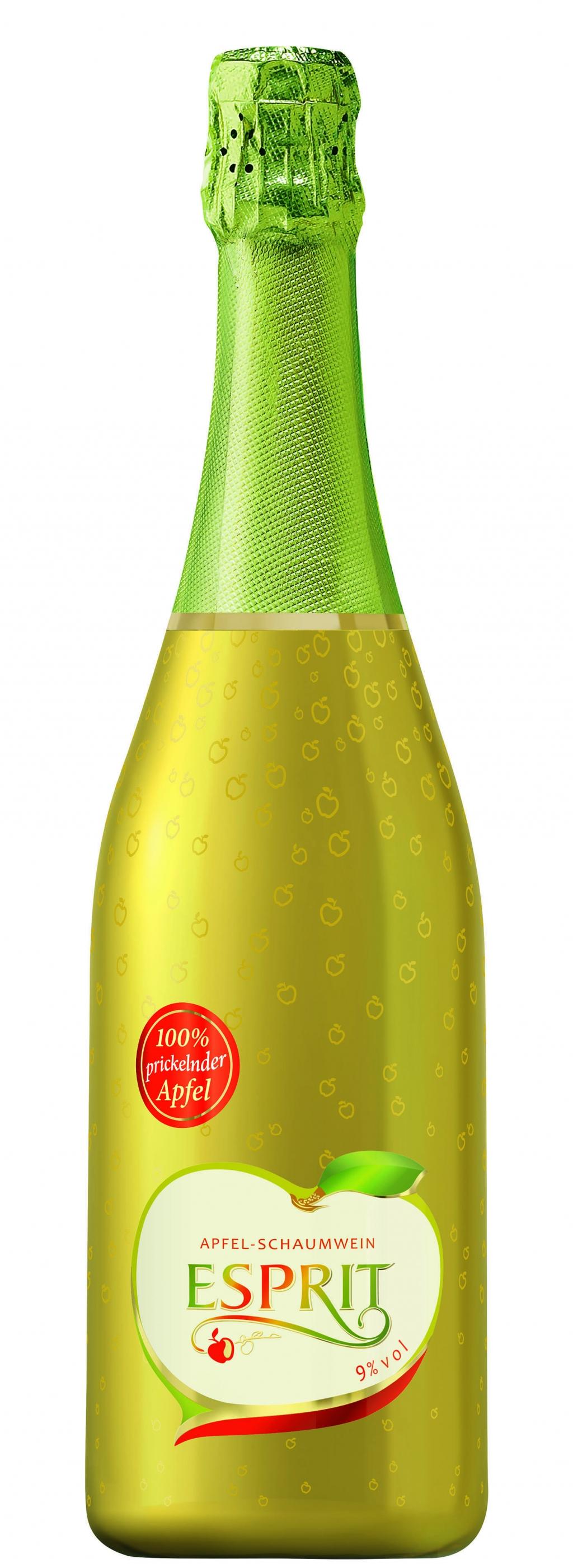 Есприт Пенливо Вино Ябълка 0.75 л