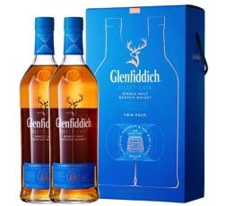Уиски Гленфидих Селект Каск 2 бутилки х 1 л