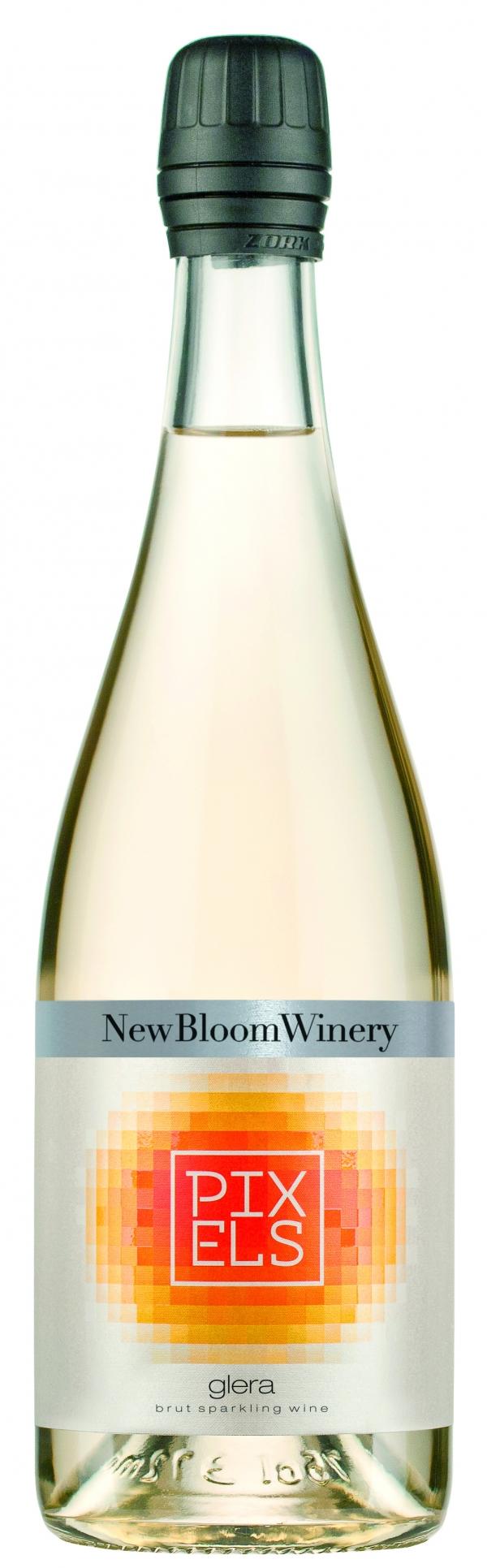 Пиксел Глера Брут Естественно Пенливо Вино 0.75 л