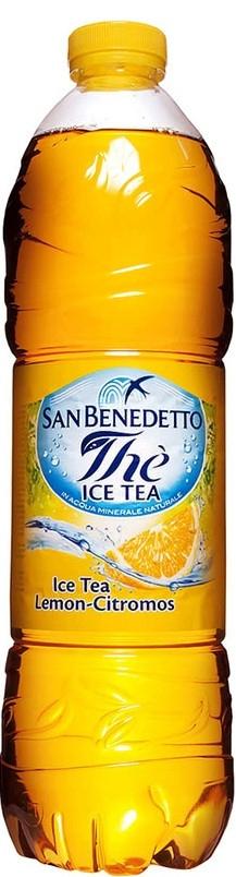 Студен Чай Сан Бенедето Лимон 1.5 л