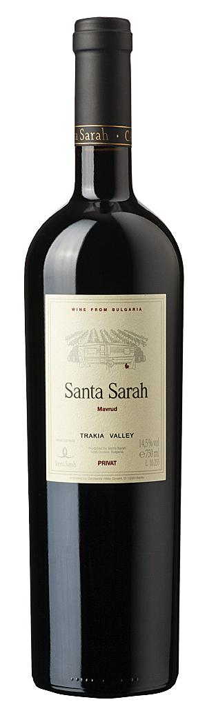 Санта Сара Приват Мавруд 0.75 л