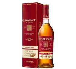 Уиски Гленморанджи Ласанта 12 гододишно 0.7 л