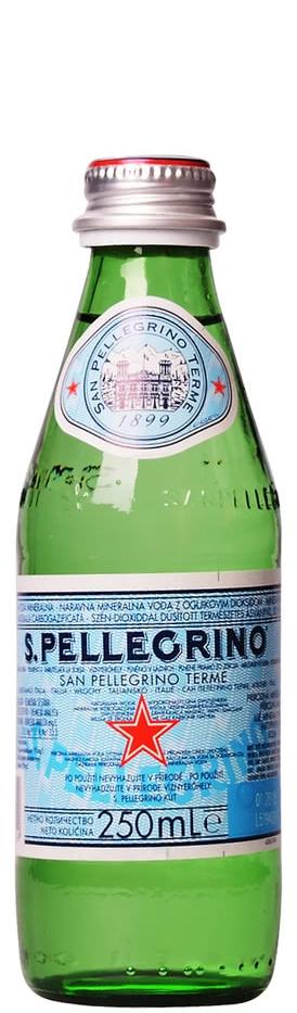 Минерална Вода Сан Пелегрино 0.250 л