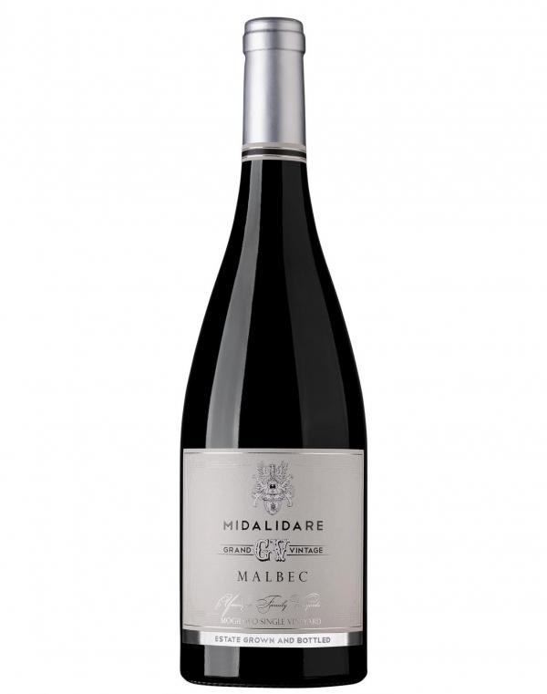 Червено Вино Мидалидаре Гранд Винтидж Малбек 0.75 л