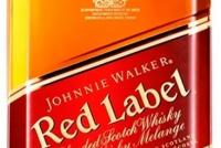 Уиски Джони Уокър Червен Етикет 0.5 л