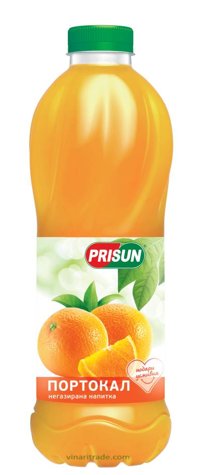 Присан Портокал 2 л