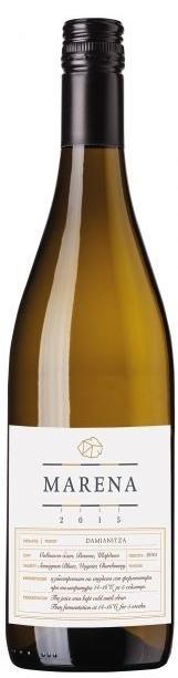 Бяло Вино Марена Совиньон Блан х Вионие х Шардоне 0.75 л