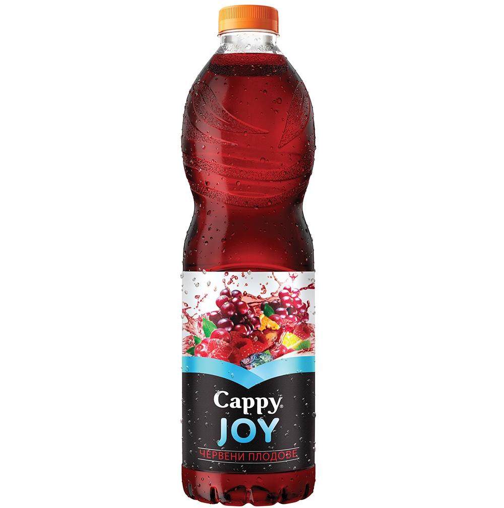 Капи Джой Червени Плодове 1.5 л