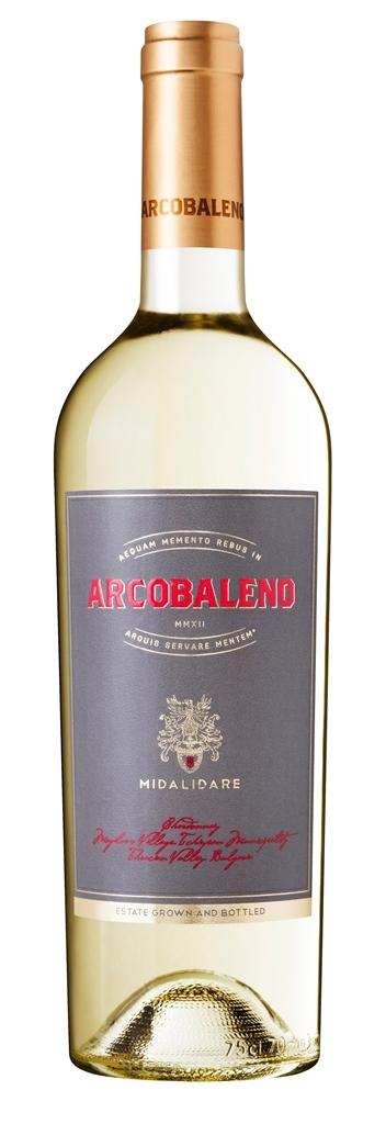 Мидалидаре Аркобалено Бяло 0.75 л