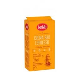 Кафе Баристо Мляно Крема Бар Еспресо 250 гр