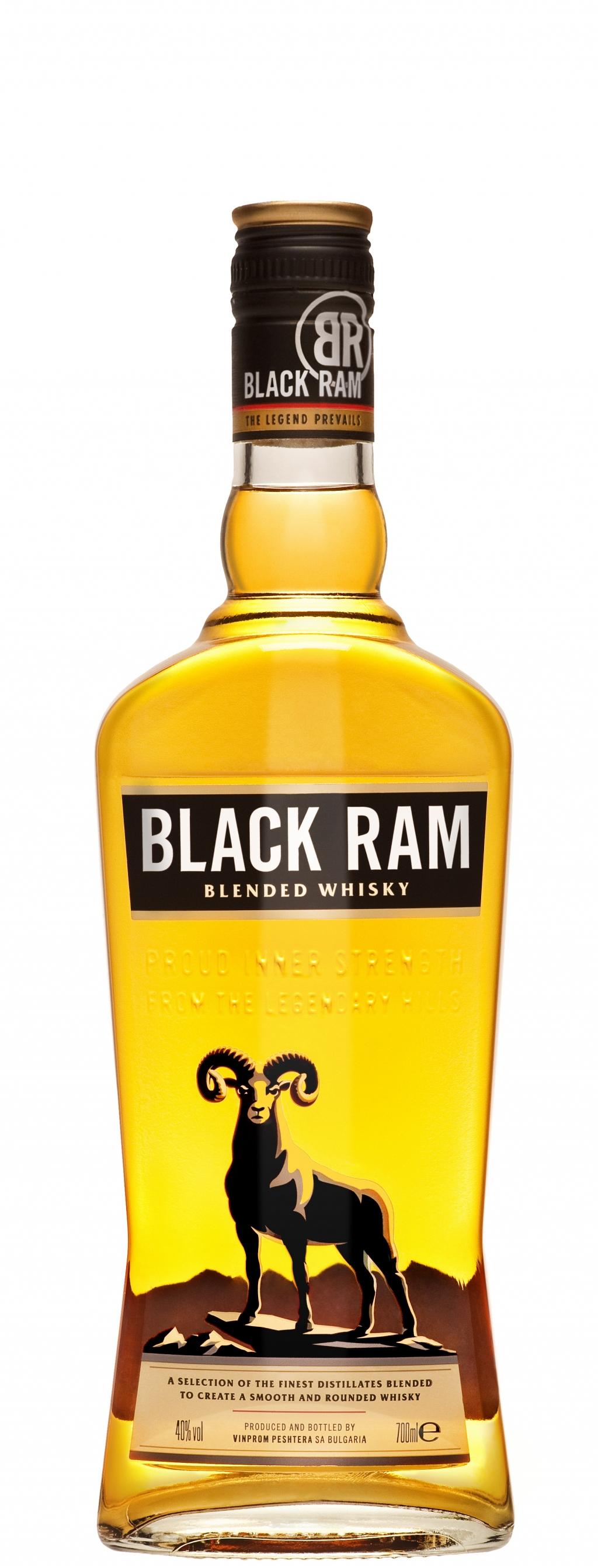 Уиски Блек Рам 0.5 л