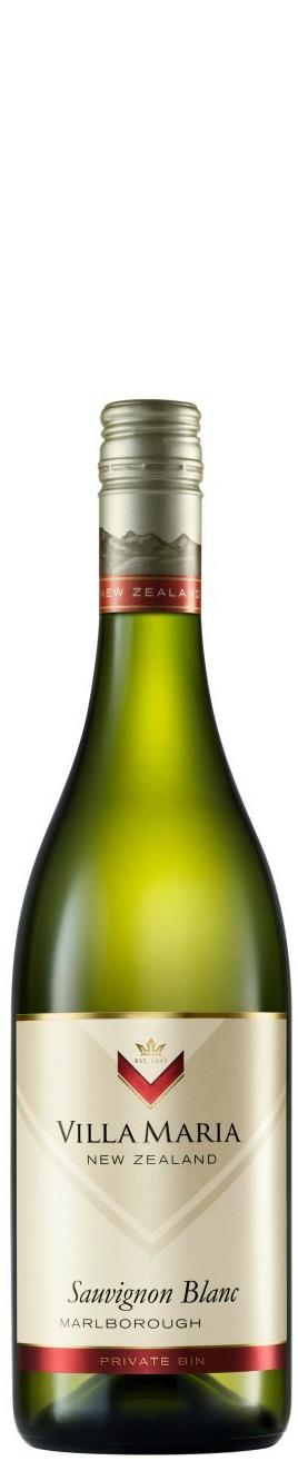 Бяло Вино Вила Мария Совиньон Блан 0.375 л