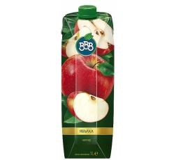 Натурален Сок ВВВ Ябълка 1 л