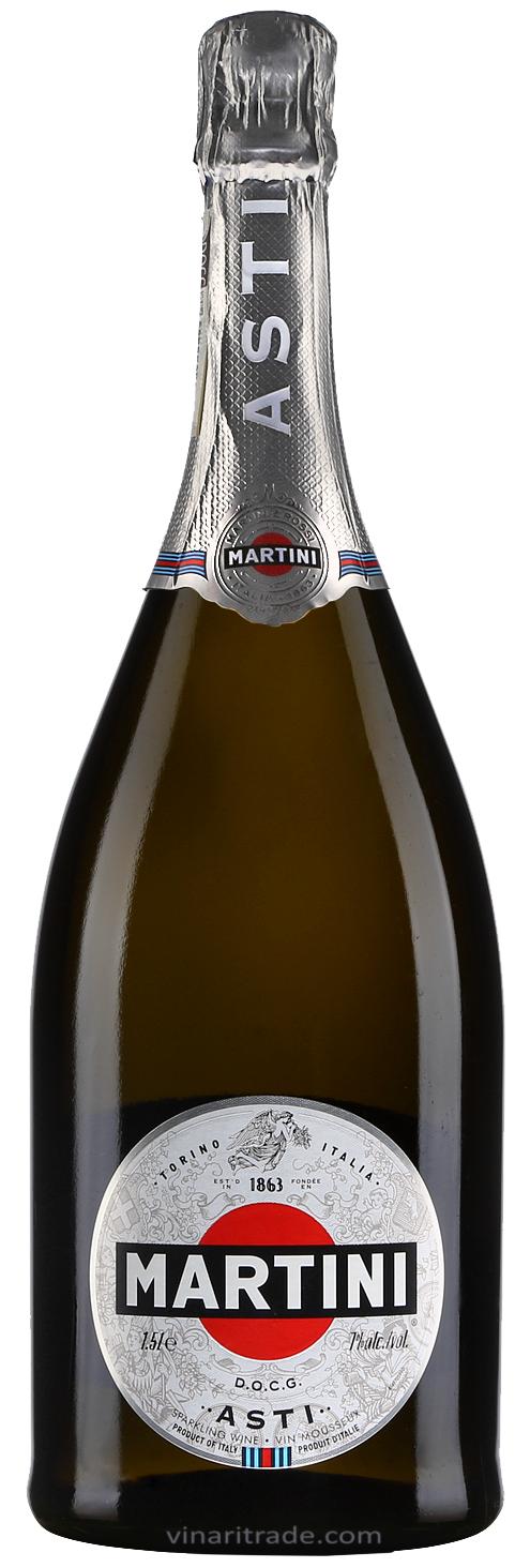 Пенливо Вино Мартини Асти 1.5 л
