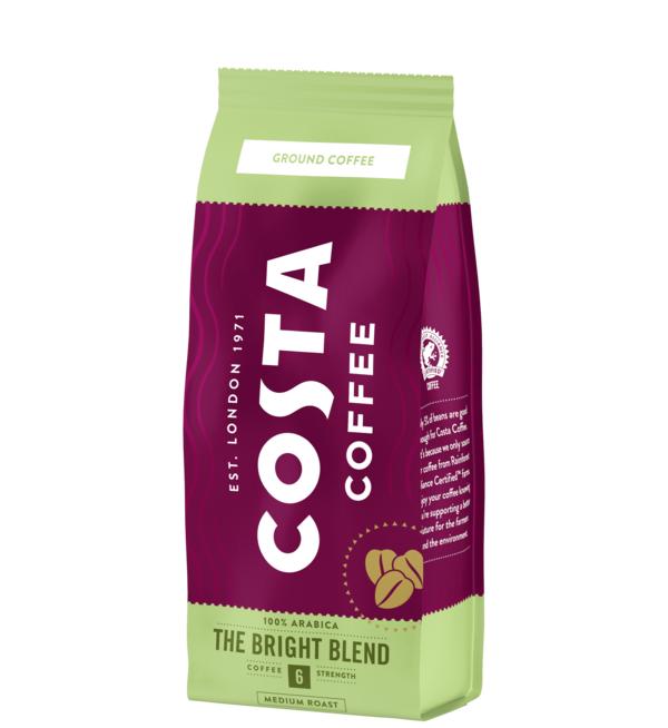 Коста Кафе 100% Арабика 200 гр Мляно