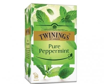 Чай Туинингс Мента 20 бр в Кутия