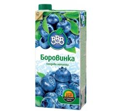 Плодова Напитка ВВВ Боровинка 2 л