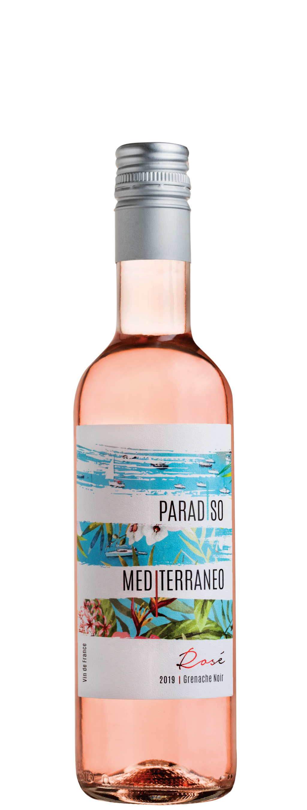 Парадисо Медитеранео Розе 0.375 л