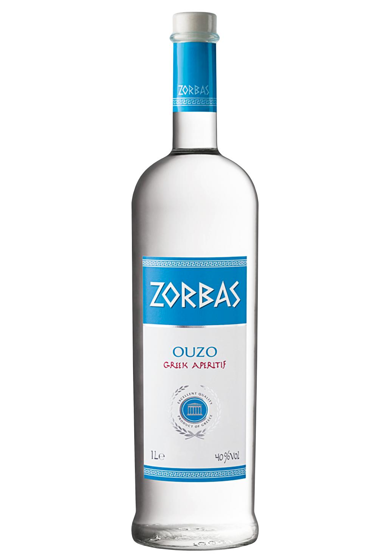 Узо Зорбас 1 л