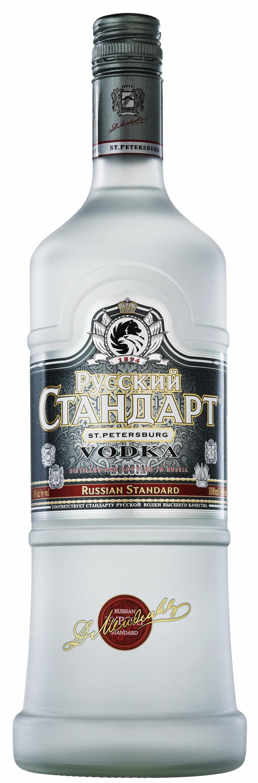 Водка Руски Стандарт 1 л