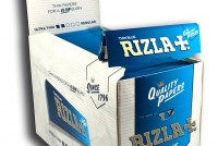 Хартийки за Цигари Rizla + Син