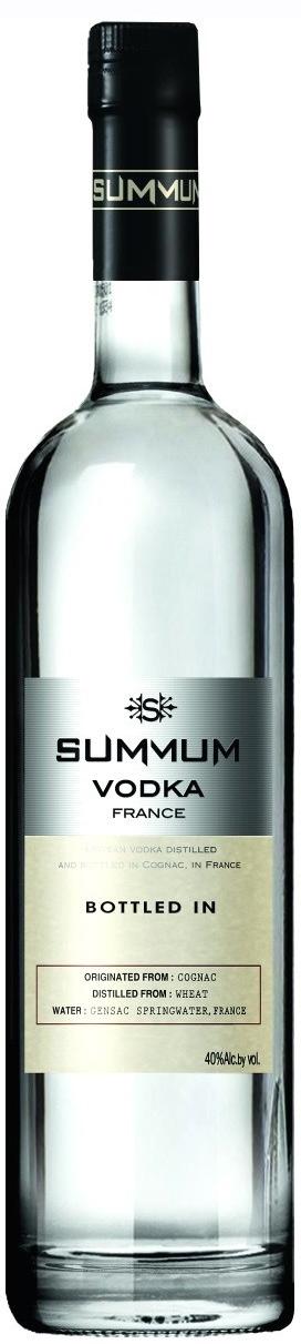 Водка Суммум 1 л