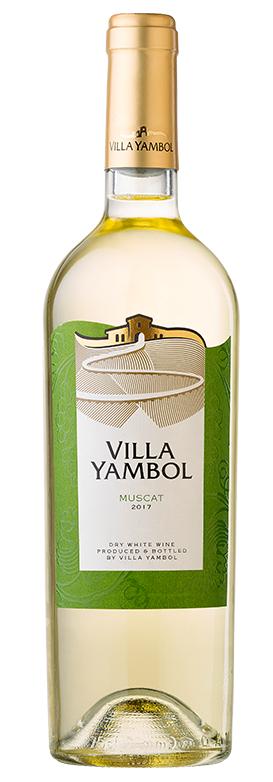 Вила Ямбол Мускат 0.75 л