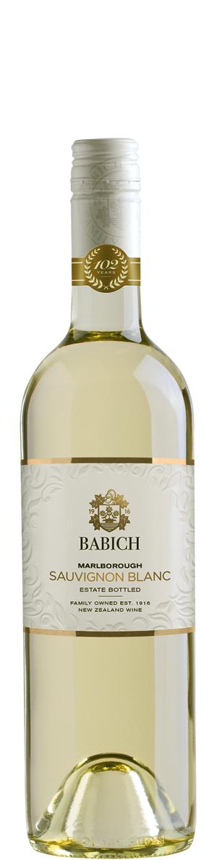 Бяло Вино Совиньон Блан Бабич Марлборо 0.375 л