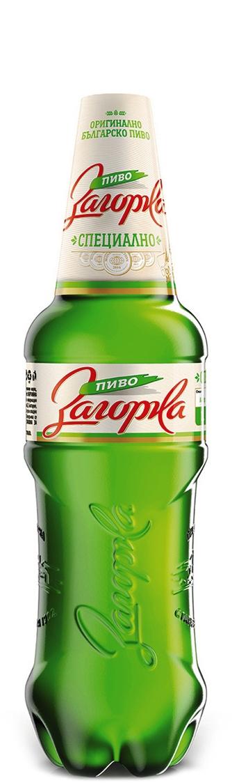 Бира Загорка 1 л
