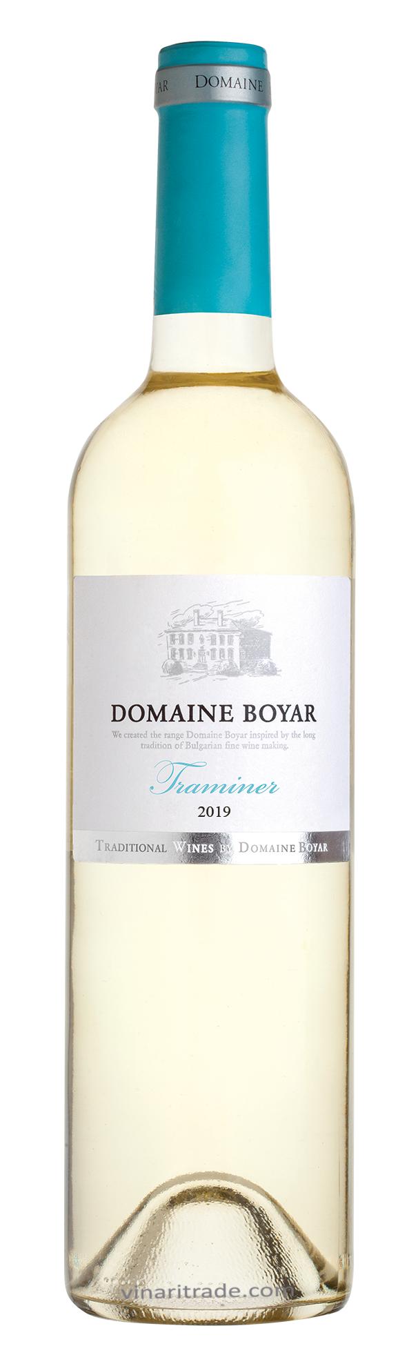 Траминер Домейн Бойар 0.75 л