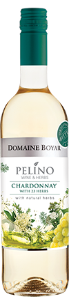 Бяло Вино Домейн Бойар Пелино Шардоне 0.75 л