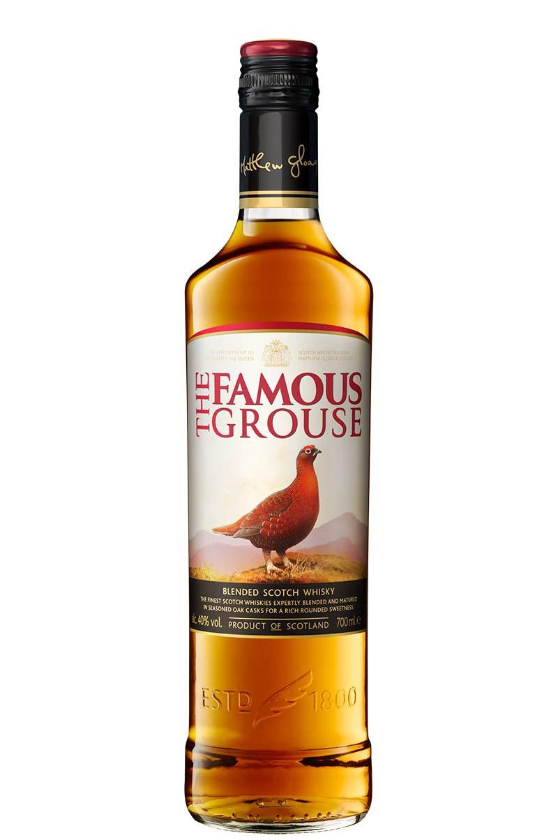Уиски Феймъс Граус 0.7 л