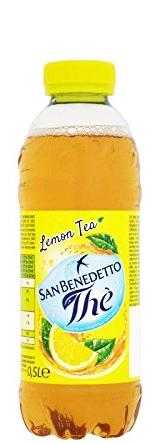 Студен Чай Сан Бенедето Лимон 0.5 л