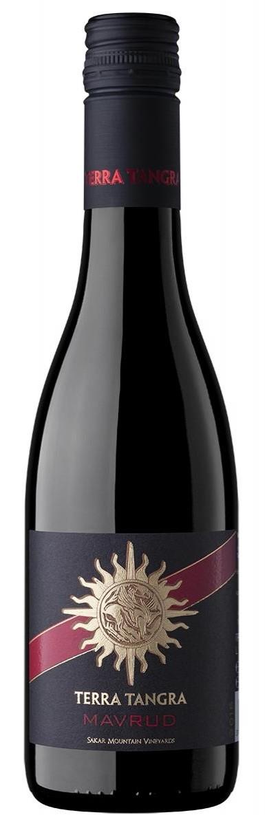 Червено Вино Тера Тангра Блек Лейбъл Мавруд 0.375 л