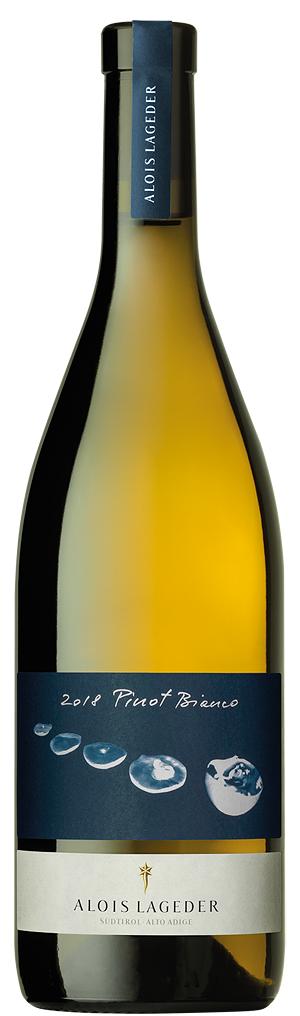 Бяло Вино Лагедер Пино Бианко Алоис Лагедер Алто Адидже 0.75 л