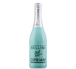 Пенливо Вино Белини Чиприани Просеко 0.75 л, Зелена Бутилка