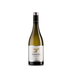 Бяло Вино Ейнджълс Естейт Енджъл Шардоне 0.375 л