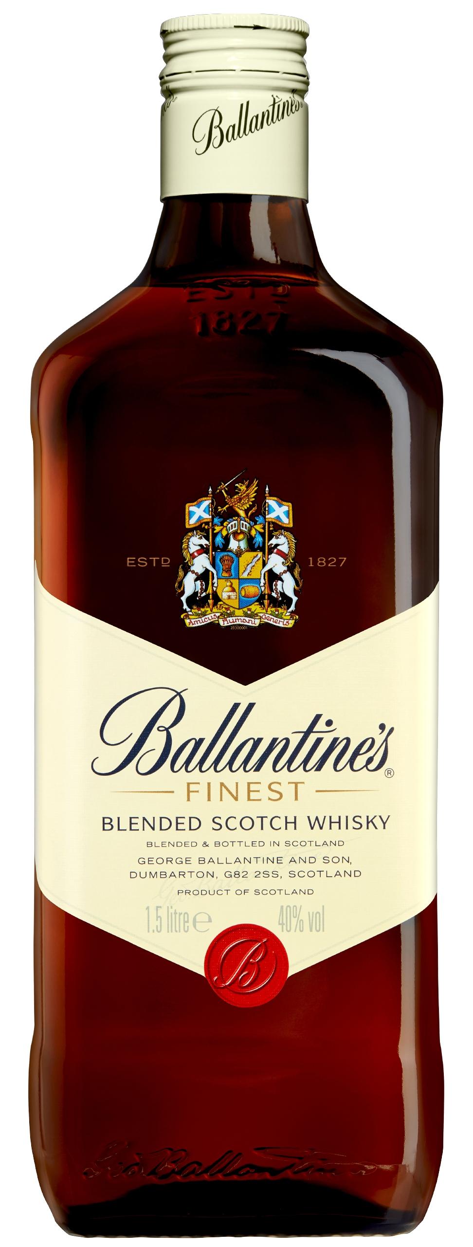 Уиски Балантайнс 1.5 л