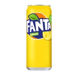 Фанта Лимон 0.330 л Кен