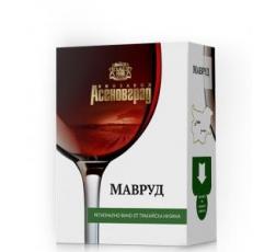 Червено Вино Мавруд Асеновград  3 л