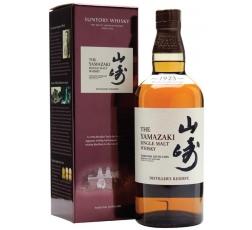 Японско Уиски Ямазаки Дистилър Резерв 0.7 л