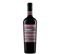 Черга Червено Вино 10* 0.75 л