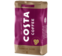 Коста Кафе Сигничър Дарк 1 кг на Зърна