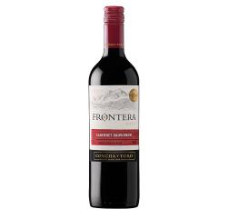 Червено Вино Фронтера Каберне Совиньон 0.75 л