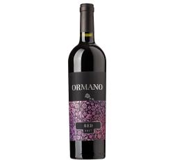Червено Вино Ормано Резерва 0.75 л