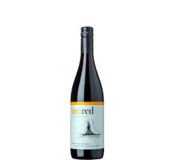 Червено Вино Лава Ничия Земя 0.375 л