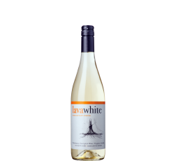 Бяло Вино Лава Ничия Земя 0.375 л