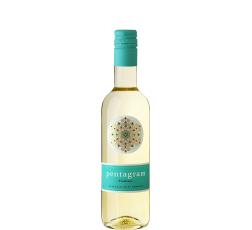 Бяло Вино Пентаграм Траминер Поморие 0.375 л